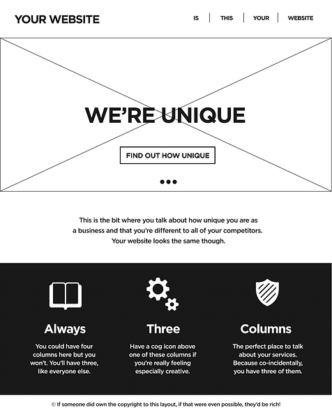 Web Design: Alignment of Elements